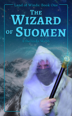 The Wizard of Suomen book cover